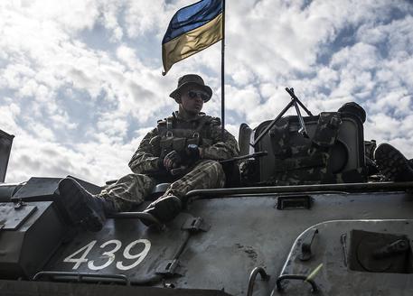 Crisis in Ukraine. (foto: EPA)