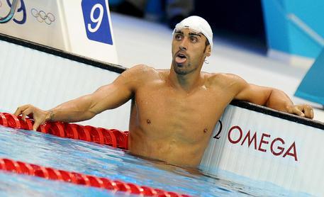 Swimming: Magnini gets 4-yr ban - English - ANSA it