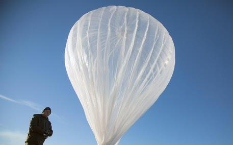test - Google Project Loon, test in Brasile Caacd85ffd5a95080b9c03985a065e80
