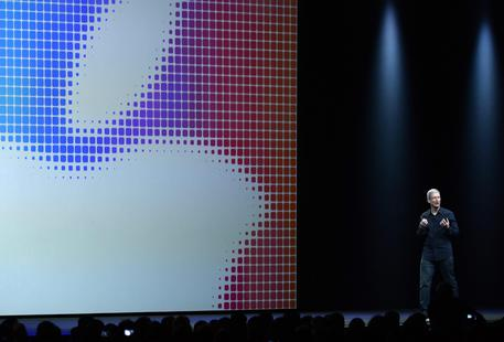 Apple Worldwide Developers Conference © EPA