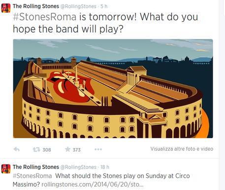 I Rolling Stones sono a Roma: domenica al Circo Massimo - Pagina 2 10128c45babb714247f30a027db66e7c