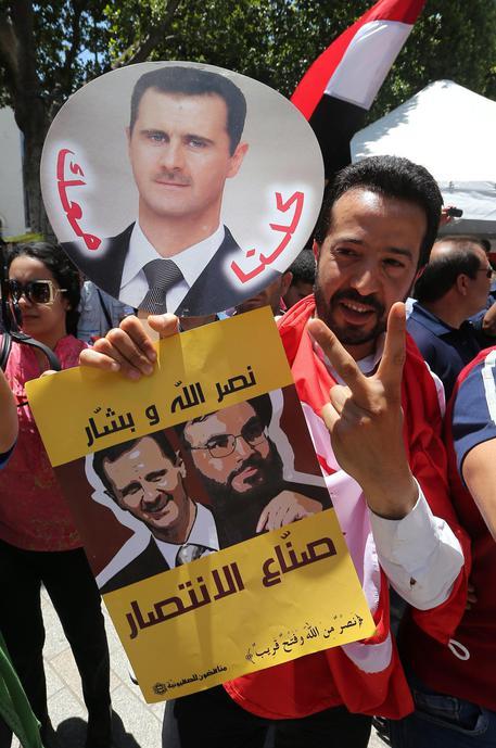 Siria e Assad
