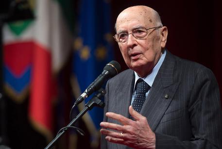 Giorgio Napolitano (foto: ANSA)