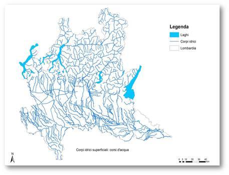 Cartina Lombardia Laghi.Lombardia Legambiente E Allarme Laghi Lombardia Ansa It