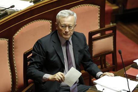 L'ex ministro dell'Economia Giulio Tremonti (foto: ANSA)