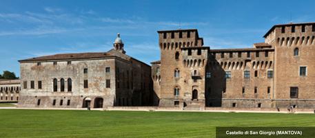 Riapre ad aprile camera degli sposi lombardia for Mantova palazzo ducale camera degli sposi