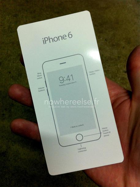 iPhone 6, ancora rumors su lancio del 9 settembre