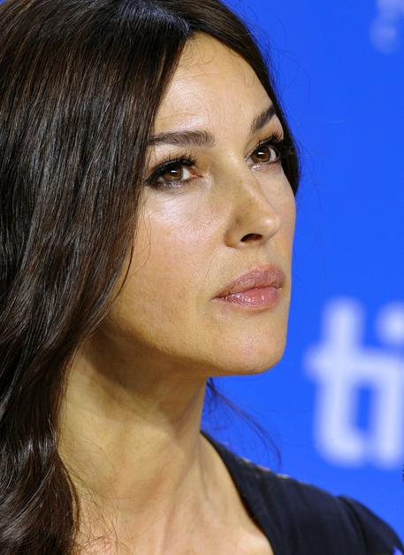 Monica Bellucci in new James Bond film - Lifestyle - ANSA.it Monica Bellucci Bond