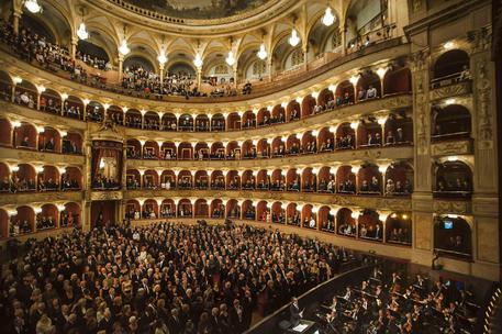 Un'immagine del Teatro dell'Opera (foto: ANSA )