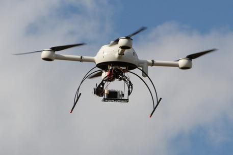 Sono 250 i droni 'legali' in Italia © EPA