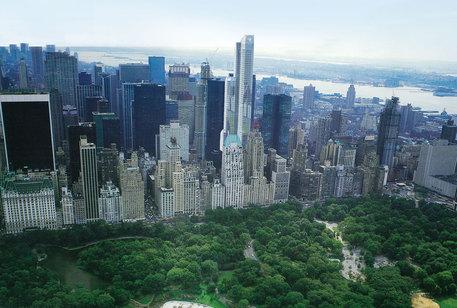 Ny appartamento da 100 milioni dollari nord america for Appartamento grattacielo new york