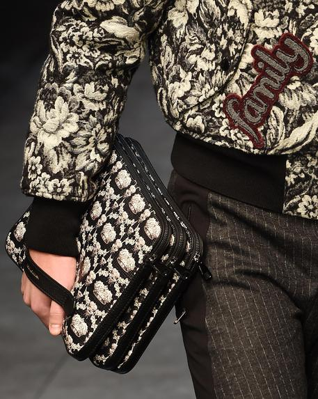 Milan Fashion Week: Dolce&Gabbana © ANSA