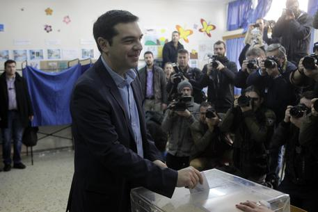 Parliamentary elections in Greece © EPA