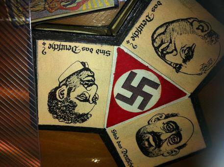 Giorno memoria: parla Wolfgang Haynek, 91 anni, maggiore collezionista al mondo di cimeli dell'Olocausto © ANSA