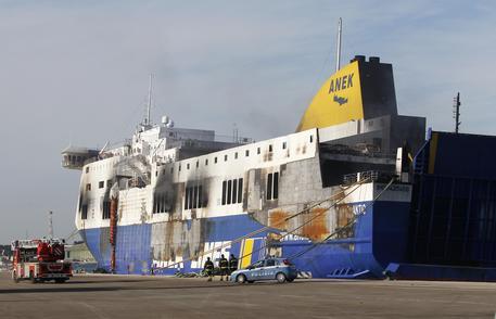 Nuova ispezione su norman atlantic puglia for Ispezione a casa su nuova costruzione