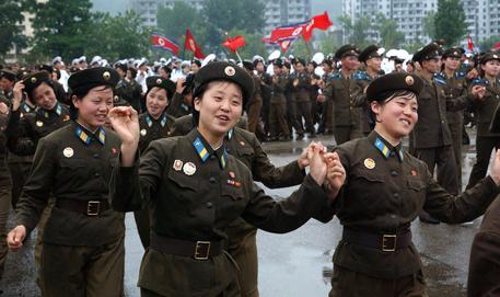Corea del Nord leva obbligatoria per le donne