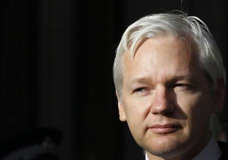 Julian Assange © AP