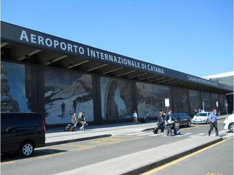Catania airport reopens to inbound flights after storms ...