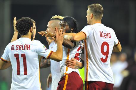La Roma vince a Firenze, è sola in testa Bdcdfd0abbda97cda6b402c7a01853b4