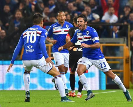 Sampdoria-Empoli 1-1 8533eab7b86a1f16c77560b7cbaaac63