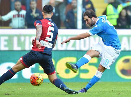 """Serie A: Genoa Napoli 0-0, sfuma corsa al vertice, partenopei quarti in classifica. Sarri: """"Mancata fortuna e un rigore"""" A1054c2fb9550c00c328df9d0f42136b"""