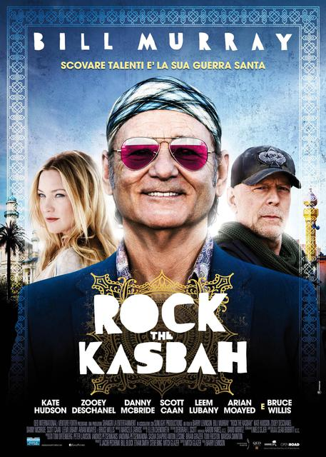 film Rock the kasbah © ANSA