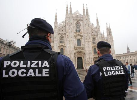 Enhanced security measures in Milan © ANSA