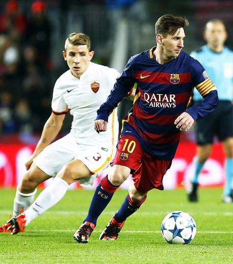 Champions League Roma Vs Barcelona: Champions League: Barcellona Roma 6-1