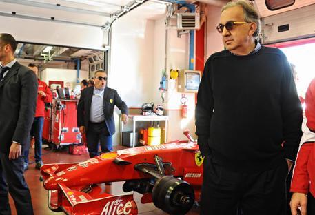 Formula 1 2017 Ferrari, Marchionne: