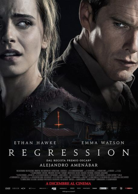 'Regression', la locandina del film © Ansa