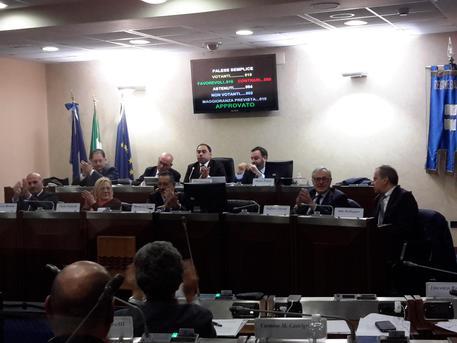 In consiglio rinnovo ufficio presidenza basilicata for Ufficio presidenza
