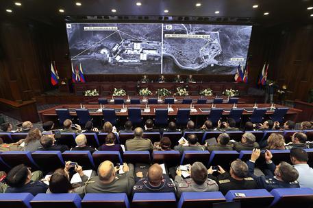 La Russia sostiene di aver individuato tre percorsi attraverso i quali il petrolio dell'Isis giunge in Turchia © EPA