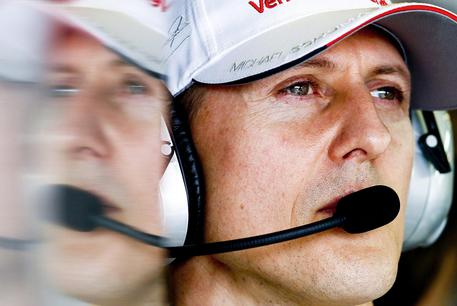Michael Schumacher © EPA
