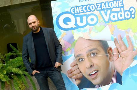 'Quo vado?' sbaraglia, Checco Zaloneda record batte tutti © ANSA