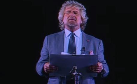 Discorso di fine anno di Beppe Grillo