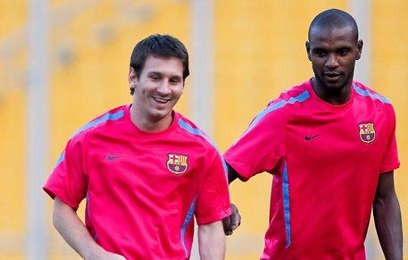Barcellona, Abidal parla del cancro: il web si scaglia contro Messi