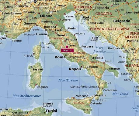 Rieti Italy Map.Classics Confirmed Rieti Centre Of Italy Lifestyle Ansa It