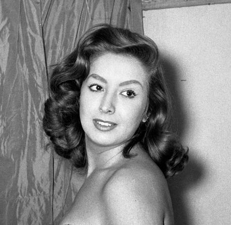 Marisa del frate morta showgirl degli anni 39 50 e 39 60 - Dive anni 60 ...