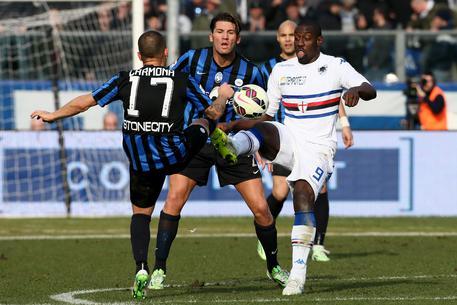 ไฮไลท์  Atalanta 2 - 1 Sampdoria