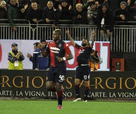 Cagliari ed Empoli 1-1 Cf381cb95f9dd23fff847fb3ea7e2368