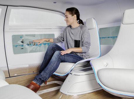 Da Google a Mercedes, auto senza conducente presto realtà