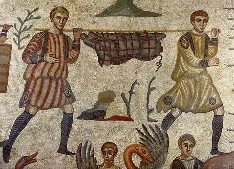 Expo le ricette dell 39 antica roma rivivono grazie all 39 arte for Ricette roma antica
