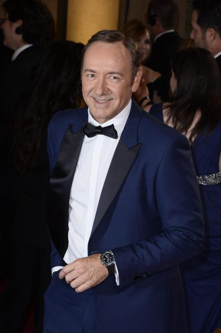 Tv: Kevin Spacey, un 'House of Cards' per politica italiana © EPA