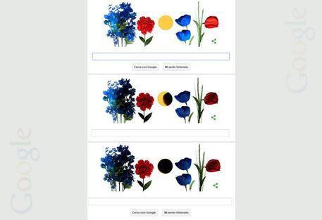 Primavera ed eclissi, da Google un doodle animato
