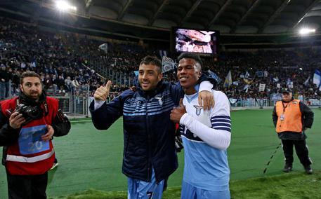 Roma+1 su Lazio, -14 da Juve Db1c1a47df972819a053c2b21c01a579