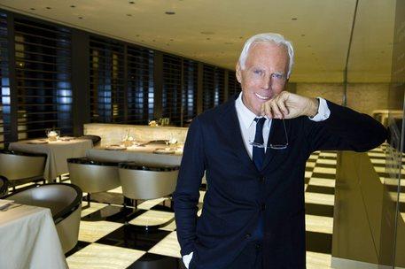 Armani il mio interior design meritava pi attenzione for Giorgio armani architetto