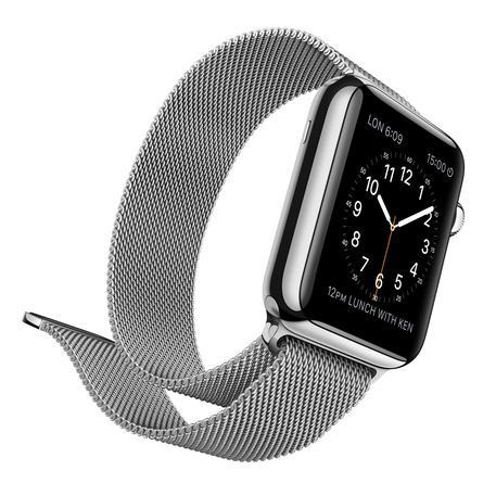 Apple Watch, anteprima a Salone Mobile