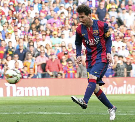 Messi, gol n.400 con il Barcellona C2a6d801ec4cb36268070a1d6c57fac7