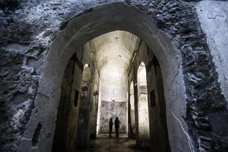 Sacro e magia ecco basilica sotterranea cultura - Via di porta maggiore 51 roma ...