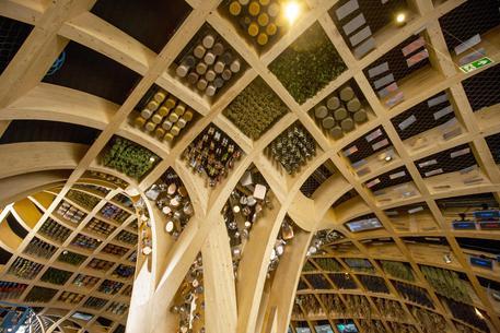 Expo: padiglione Francia © ANSA